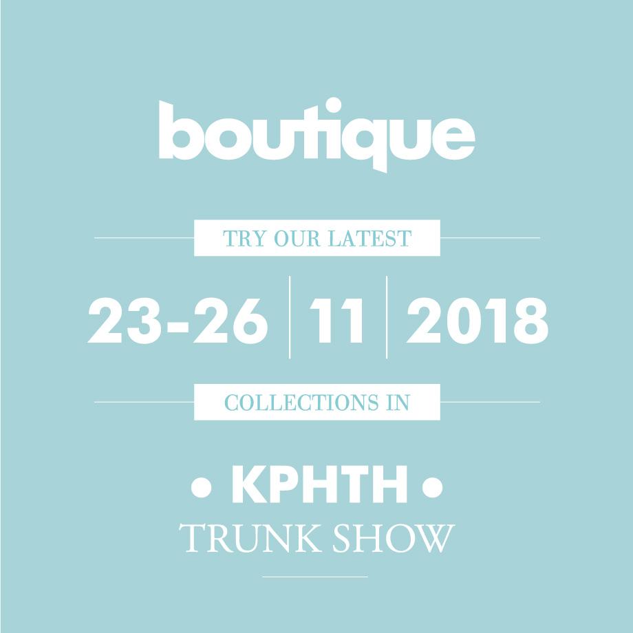 Trunk Show Crete